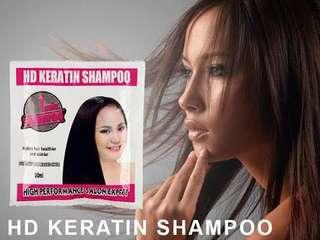 HD keratin shampoo