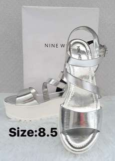 Nine West silver strap