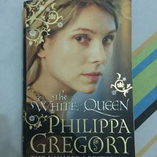 The White Queen (Fiction)