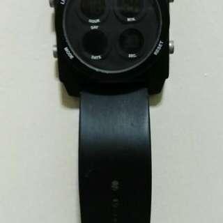 Black Zoo York Watch (Original)