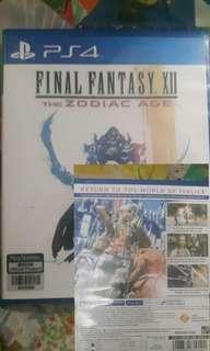 Final Fantasy XII [R3]