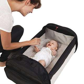 NEW - Baby Sun Travel Cot / Baby Carrier