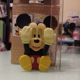 木制品絶板Mickey Mouse Music Box