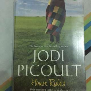 House Rules (Jodi Picoult)