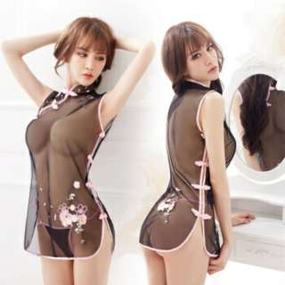Sexy Cheongsam Lingerie