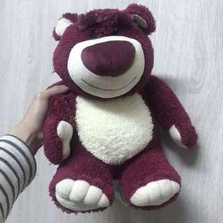 迪士尼 熊抱哥