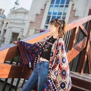 ♥️減價特價♥️圍巾女春秋冬季韓版超大長款加厚仿羊絨雙面披肩冬天兩用百搭披風