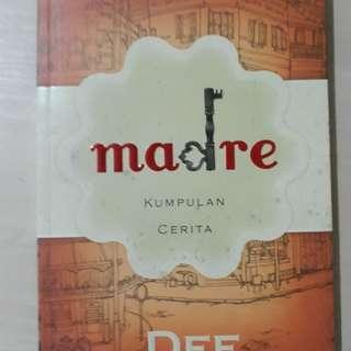 Madre by Dee Lestari