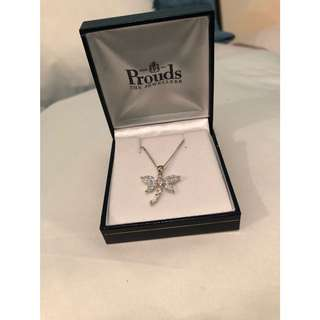 Prouds necklace