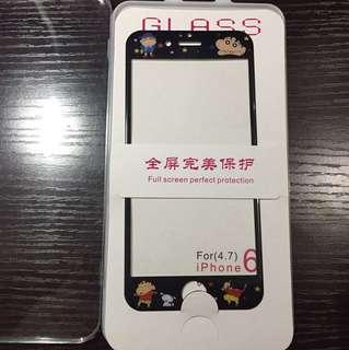 蠟筆小新 iPhone 6/6s 手機玻璃保護貼