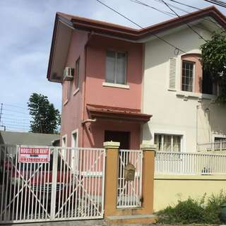 2BR House (Duplex) for Rent at Camella Cerritos Heights Daang Hari Bacoor Cavite