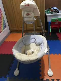 fisher price papasan swing