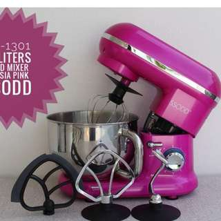 SM1301 Fuchias and Skyblue 5.5liters Stand Mixer
