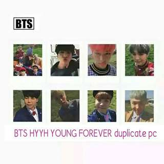 528 BTS YOUNG FOREVER DUPLICATE PC