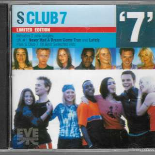 MY PRELOVED CD -  S CLUB 7 /FREE DELIVERY (F3B))