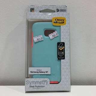 OtterBox Symmetry Samsung Galaxy S7 Case: (Boardwalk)