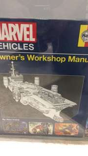 Haynes: Marvel Vehicles Owner's Workshop Manual