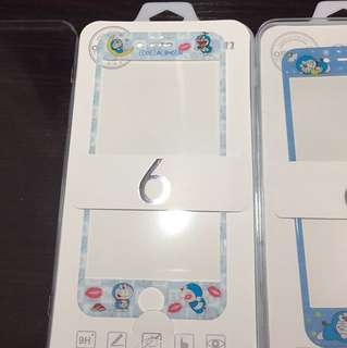 多啦A夢iPhone 6/6s 手機玻璃保護貼