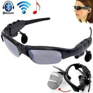 MP3 and bluetooth sunglasses