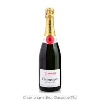 HEDIARD Champagne Brut 75cl
