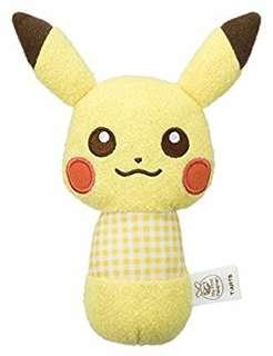Pokemon比卡超bb玩具