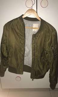 Bomber pull & bear original