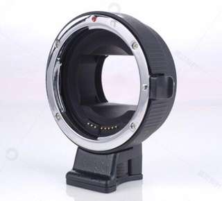 EF-NEX Canon lens to Sony Adapter ( Auto Focus ) A9 A7 RSM2