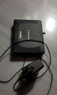 Dlink modem