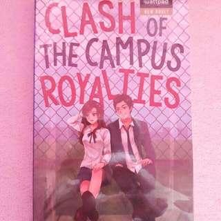 Clash of campus royalties