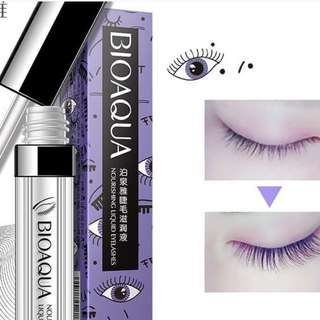 For eyelashes growth