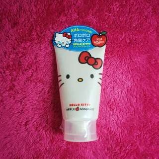 Hello Kitty Apple Gommage Facial Wash