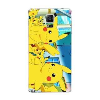 Yes Zone 獨家配件 寵物小精靈 Pokemon 比卡超 精靈球 iphone X 8 plus 6S samsung NOTE5 小米 手機殻$119 L23