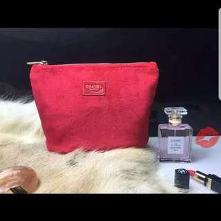 Chanel手提包/化妝包