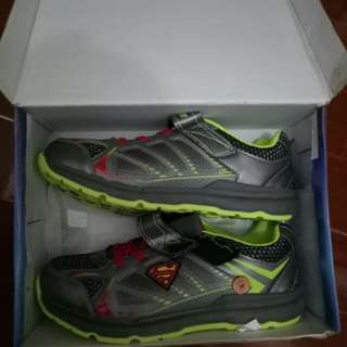 Superman Rubber Shoes