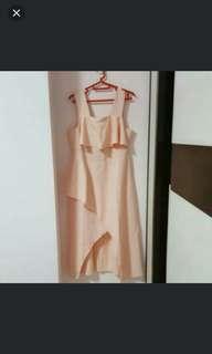 BNWT PLAYDRESS BLUSH PINK DRESS