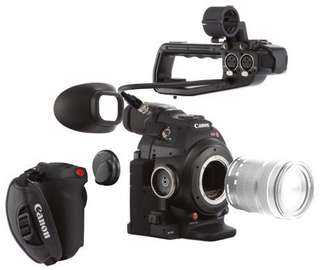 Canon Cinema Camera C100 mk1