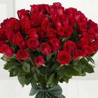 Flower Bouquet∕Hand Bouquet∕Birthday Bouquet∕Anniversary Bouquet∕Proposal Bouquet - EBB7