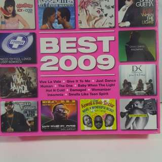 3Cd English Best 2009 seal copy
