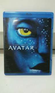 Avatar Blu Ray + Dvd Region 1