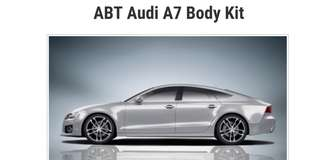 ABT Audi A7 Aero Kit (Authentic ABT)