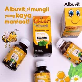 Albuvit Suplemen Anak Kaya Manfaat