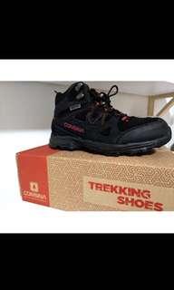 trekking shoes sepatu hiking sepatu gunung