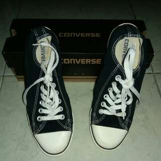 Converse Black ORI👍👍