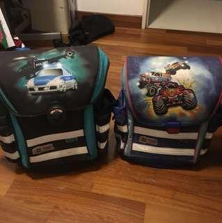 USED McNeil School bag