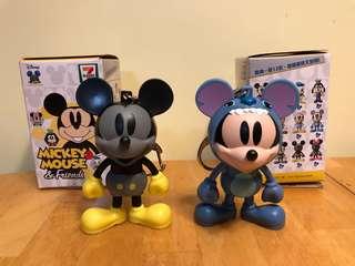 Mickey x 7-11 匙扣