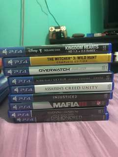 PS4 Games CHEAPEST USED AND NEW