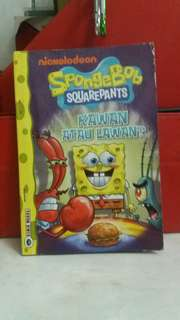 Komik spongebob