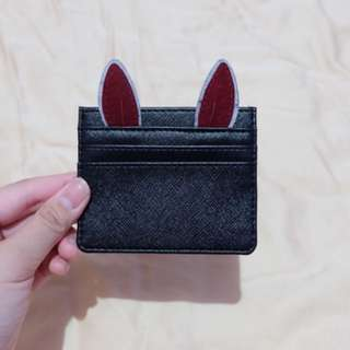 dompet atau card holder kelinci 6slot