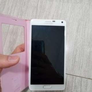 Samsung Note 4 32GB(單卡版、香港版)