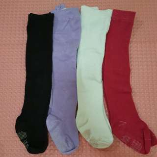 Legging tutup kaki cotton rich